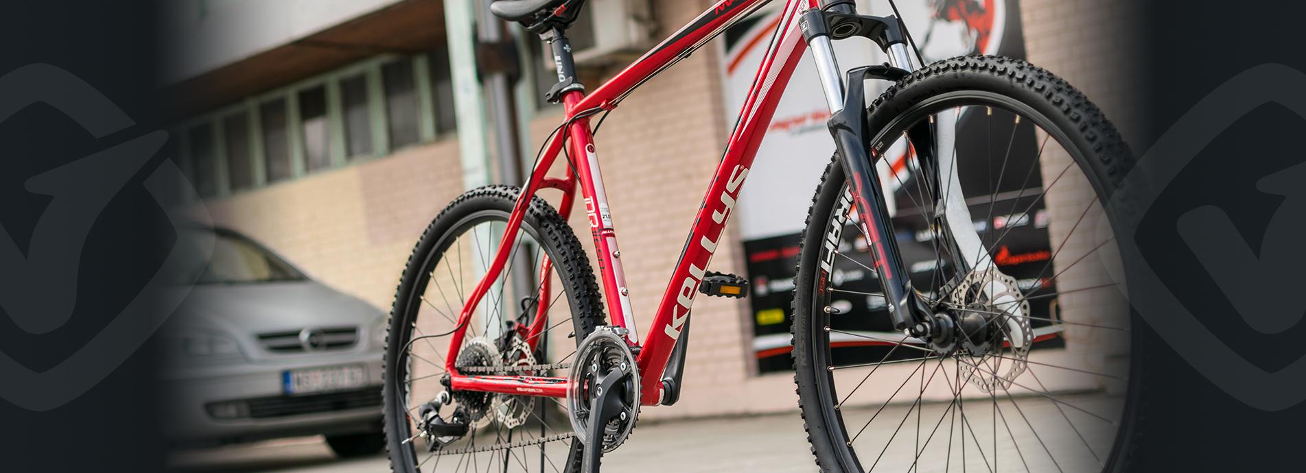 Akcija na Kellys bicikle, popust 10%